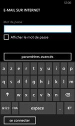 Nokia Lumia 635 - E-mail - Configuration manuelle - Étape 18