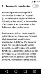LG K4 2017 - Device maintenance - Back up - Étape 8