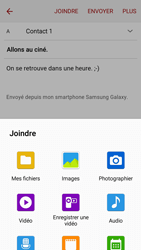 Samsung J500F Galaxy J5 - E-mail - envoyer un e-mail - Étape 10
