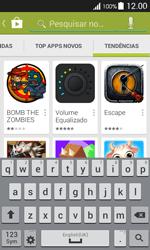 Samsung G357 Galaxy Ace 4 - Aplicativos - Como baixar aplicativos - Etapa 14