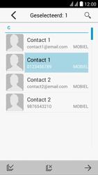 Huawei Y625 - MMS - afbeeldingen verzenden - Stap 5