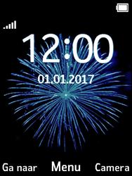 Nokia 3310 3G (TA-1022) - Internet - Hoe te internetten - Stap 1