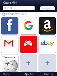 Mobiwire Doli - Internet et connexion - Naviguer sur internet - Étape 10