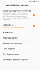 Samsung Galaxy S6 - Android Nougat - SMS - configuration manuelle - Étape 6