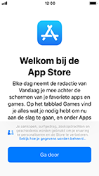 Apple iPhone SE - iOS 12 - Applicaties - Download apps - Stap 3