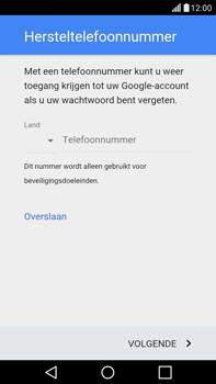 LG G4 Stylus (LG-H635) - Applicaties - Account aanmaken - Stap 11