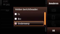 Nokia N97 Mini - MMS - Afbeeldingen verzenden - Stap 8
