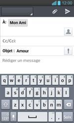 LG P710 Optimus L7 II - E-mail - envoyer un e-mail - Étape 8