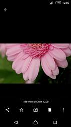 Sony Xperia Z5 Compact - Funciones básicas - Uso de la camára - Paso 13
