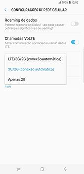 Samsung Galaxy S8 Plus - Internet no telemóvel - Como ativar 4G -  7
