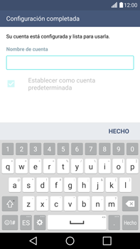 LG G4 - E-mail - Configurar Outlook.com - Paso 10