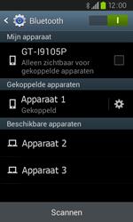 Samsung I9105P Galaxy S II Plus - Bluetooth - headset, carkit verbinding - Stap 8