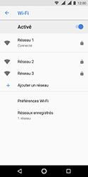 Nokia 3.1 - Internet et connexion - Accéder au réseau Wi-Fi - Étape 9