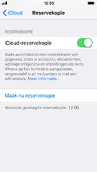 Apple iPhone 5s - iOS 12 - toestel resetten - back-up maken met jouw account - stap 16