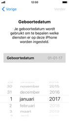 Apple iPhone 5s - iOS 11 - Toestel - Toestel activeren - Stap 19