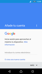 Sony Xperia M5 (E5603) - E-mail - Configurar Gmail - Paso 9