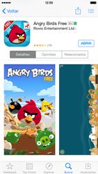 Apple iPhone iOS 8 - Aplicativos - Como baixar aplicativos - Etapa 17