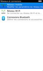 BlackBerry 9860 Torch - Internet - Utilisation à l