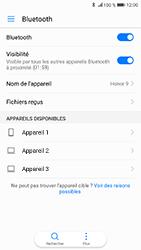 Honor 9 - Internet et connexion - Connexion avec un équipement multimédia via Bluetooth - Étape 6