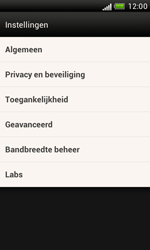 HTC T328e Desire X - Internet - Handmatig instellen - Stap 18