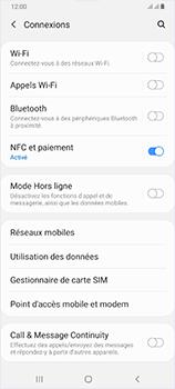 Samsung Galaxy A70 - Réseau - activer 4G - Étape 5