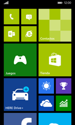 Nokia Lumia 635 - Bluetooth - Conectar dispositivos a través de Bluetooth - Paso 2