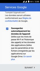Crosscall Trekker M1 Core - E-mails - Ajouter ou modifier votre compte Gmail - Étape 14