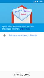 Motorola Moto C Plus - Email - Configurar a conta de Email -  6