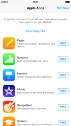 Apple iPhone 6 iOS 8 - Applications - Downloading applications - Step 3