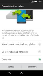 HTC One M8s - Toestel - Toestel activeren - Stap 25