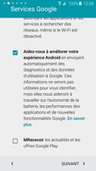 Samsung Galaxy S6 Edge - Premiers pas - Créer un compte - Étape 25