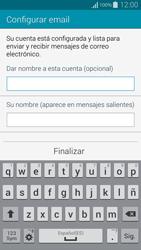 Samsung G850F Galaxy Alpha - E-mail - Configurar correo electrónico - Paso 17