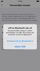 Apple iPhone SE - iOS 13 - Internet - mijn data verbinding delen - Stap 7