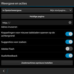 BlackBerry Passport - Internet - Handmatig instellen - Stap 19