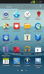 Samsung I9105P Galaxy S II Plus - Internet - Handmatig instellen - Stap 2
