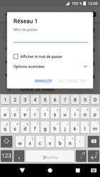 Sony Xperia XZ1 - Internet et connexion - Accéder au réseau Wi-Fi - Étape 8