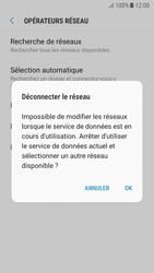 Samsung A520F Galaxy A5 (2017) - Android Nougat - Réseau - Sélection manuelle du réseau - Étape 11