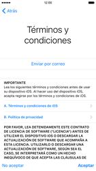 Apple iPhone 6s iOS 9 - Primeros pasos - Activar el equipo - Paso 21
