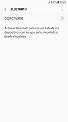 Samsung Galaxy S6 - Android Nougat - Bluetooth - Conectar dispositivos a través de Bluetooth - Paso 6