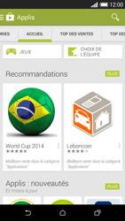 HTC Desire 610 - Applications - Télécharger une application - Étape 5