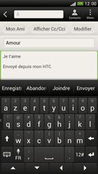 HTC One S - E-mails - Envoyer un e-mail - Étape 10