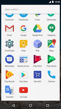 Android One GM5Plus DS - MMS - hoe te versturen - Stap 2