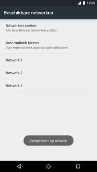 Motorola Nexus 6 - Netwerk - gebruik in het buitenland - Stap 12