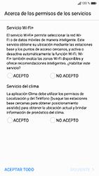 Huawei P10 Lite - Primeros pasos - Activar el equipo - Paso 8