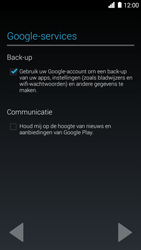 Huawei Ascend G6 - Applicaties - Account aanmaken - Stap 13