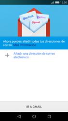 Huawei P8 Lite - E-mail - Configurar Gmail - Paso 5