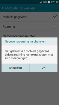Samsung Galaxy Note 4 (N910F) - Internet - Internet gebruiken in het buitenland - Stap 9