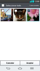 LG G2 - Mensajería - Escribir y enviar un mensaje multimedia - Paso 17
