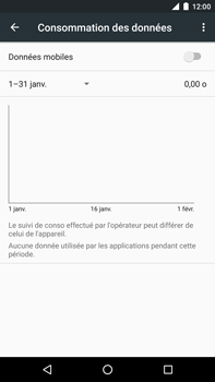 Huawei Google Nexus 6P - Internet - activer ou désactiver - Étape 7
