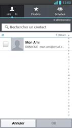 LG P875 Optimus F5 - E-mail - envoyer un e-mail - Étape 5